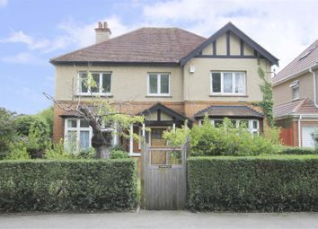 Thumbnail 4 bed detached house for sale in Station Road, Cowley, Uxbridge