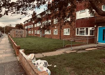 Thumbnail 2 bed flat for sale in Larch Crescent, Hayes