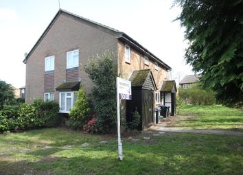 Thumbnail 1 bed semi-detached house to rent in Hawkswell Walk, Woking