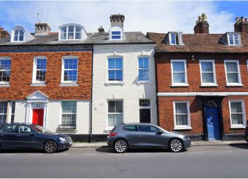 Thumbnail 4 bed town house for sale in Brown Street, Salisbury