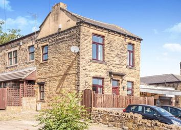 Thumbnail 2 bedroom end terrace house for sale in Lane End, Pudsey, Leeds, West Yorkshire