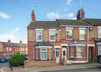 Thumbnail 3 bed end terrace house for sale in Ridgway Road, Luton
