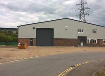Thumbnail Light industrial to let in Larkfield Trading Estate, New Hythe Lane, Aylesford, Kent