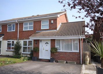 Thumbnail 4 bed semi-detached house for sale in Brabazon Drive, Mudeford, Christchurch, Dorset