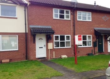 Thumbnail 2 bed terraced house to rent in Coronation Road, Stafford