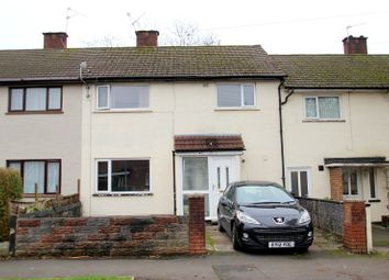 Thumbnail 3 bed terraced house for sale in Whitebarn Road, Llanishen, Cardiff.