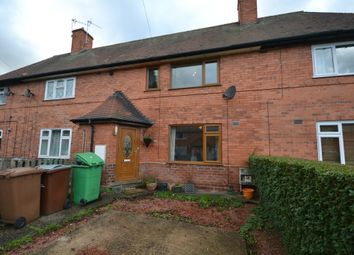 Thumbnail 2 bed terraced house to rent in Marchwood Close, Wollaton, Nottingham