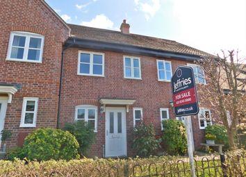 Thumbnail 2 bed terraced house to rent in North Wallington, Wallington, Fareham