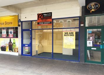 Thumbnail Retail premises to let in Unit 3 Victoria House, Victoria Street, Derby