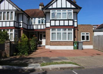 Thumbnail 4 bed semi-detached house for sale in Hollycroft Avenue, Wembley