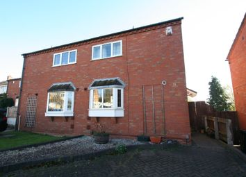Thumbnail 3 bed semi-detached house for sale in Awbridge Road, Dudley