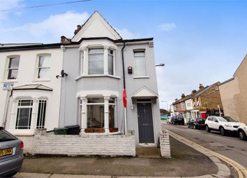 Thumbnail 3 bed end terrace house for sale in Ritchings Avenue, Walthamstow, London