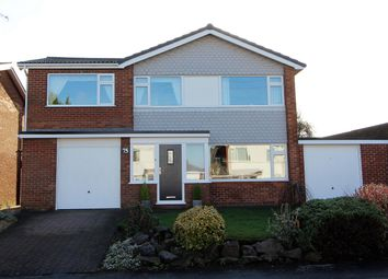Thumbnail 5 bed detached house for sale in Beech View Road, Kingsley, Cheshire