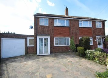 Thumbnail 3 bed property for sale in The Rowans, Sunbury-On-Thames