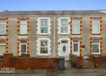 Thumbnail 3 bed terraced house for sale in Christopher Road, Neath, West Glamorgan