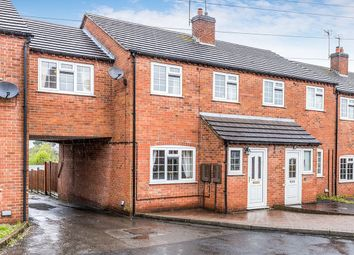 Thumbnail 4 bed terraced house for sale in Wood Street, Church Gresley, Swadlincote