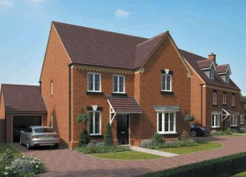 Thumbnail 4 bed detached house for sale in Doseley Park, St Lukes Road, Doseley, Telford