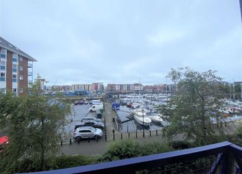 Thumbnail 2 bed flat for sale in Cork House, Marina, Swansea
