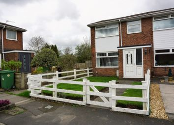 Thumbnail 3 bed semi-detached house for sale in Hazelwood Avenue, Bolton