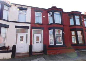 Thumbnail 3 bedroom terraced house for sale in Calthorpe Street, Garston, Liverpool, Merseyside