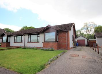 Thumbnail 3 bed semi-detached bungalow for sale in 6 Caulfield Gardens, Cradlehall, Inverness