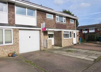 Thumbnail 3 bed terraced house for sale in Newstead Drive, West Bridgford, Nottingham