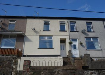 Thumbnail 3 bed terraced house to rent in Upper Gynor Street, Porth