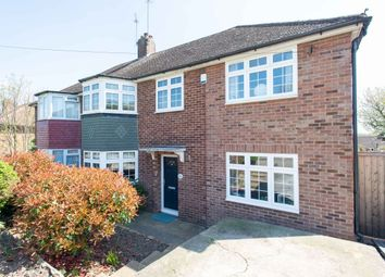 Thumbnail 4 bed semi-detached house for sale in Maylands Drive, Sidcup