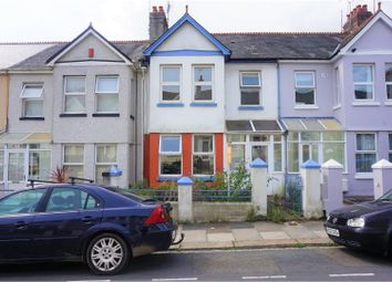 Thumbnail 4 Bed Terraced House For Sale In Stangray Avenue Plymouth