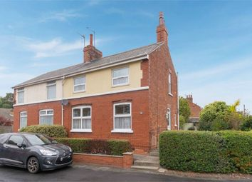 Thumbnail 3 bed semi-detached house for sale in Kirk Road, Preston, Hull, East Riding Of Yorkshire