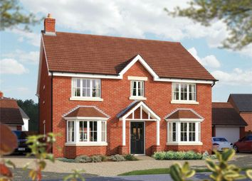 Thumbnail 5 bed detached house for sale in The Winchester, St Marys, King Fields, Biddenham