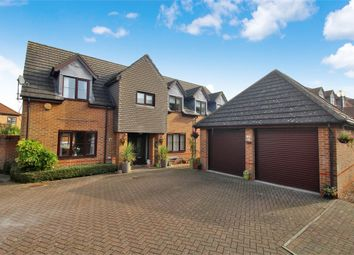 Thumbnail 4 bed detached house for sale in Paxton Crescent, Shenley Lodge, Milton Keynes, Buckinghamshire