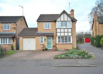 Thumbnail 4 bedroom detached house for sale in Brunel Drive, Upton, Northampton
