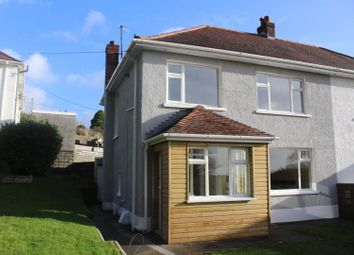 Thumbnail 3 bed semi-detached house for sale in St. Margarets Drive, Llanelli