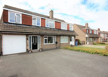 Thumbnail 4 bed semi-detached house for sale in 33 Arundel Avenue, Stockport