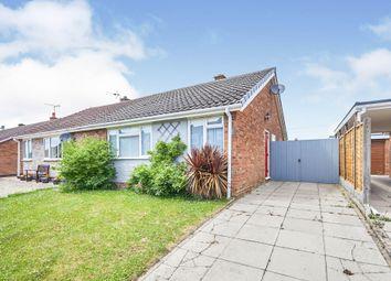 Thumbnail 2 bed semi-detached bungalow for sale in Henhurst Ridge, Burton-On-Trent