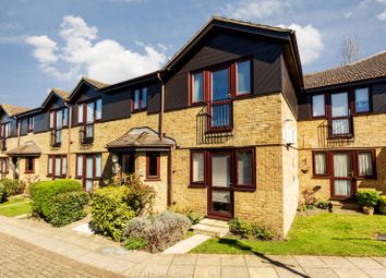 Thumbnail 1 bed flat for sale in Chapel Lodge, Rainham