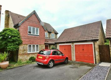 Thumbnail 4 bedroom detached house to rent in Cranwell Close, Shenley Brook End, Milton Keynes