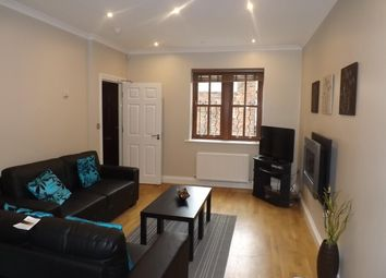Thumbnail 5 bedroom terraced house to rent in Swinburne Place, Newcastle Upon Tyne, Tyne And Wear