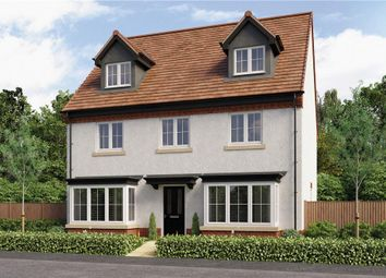 "Thumbnail 5 bedroom detached house for sale in ""Huxley"" at Burton Road, Streethay, Lichfield"