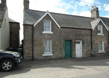 Thumbnail 1 bed end terrace house for sale in Main Street, Whitsome, Duns