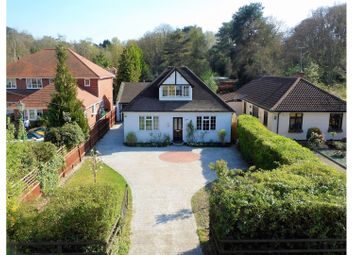 Thumbnail 4 bed detached house for sale in Nine Mile Ride, Wokingham