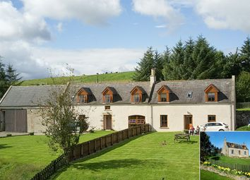 Thumbnail Leisure/hospitality for sale in Moray Cottages And Auchanhandoch Farmhouse, Dufftown, Aberdeen-Shire