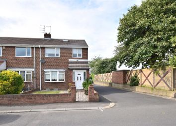 Thumbnail 3 bedroom terraced house for sale in Tunstall View, Silksworth, Sunderland