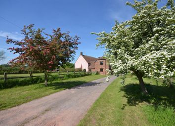 Thumbnail 4 bed detached house for sale in Norton Fitzwarren, Taunton