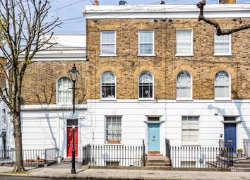 Thumbnail 4 bedroom terraced house for sale in Burgh Street, London
