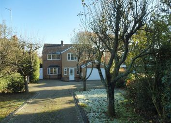 Thumbnail 4 bed detached house to rent in Cromwell Lane, Burton Green, Kenilworth