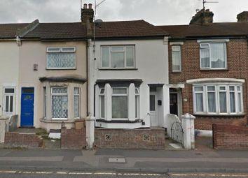 Thumbnail 1 bedroom property to rent in Gillingham Road, Gillingham