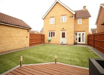 Thumbnail 3 bed detached house to rent in Pearl Way, Kings Hill, West Malling