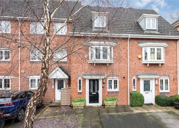 Thumbnail 3 bedroom terraced house for sale in Dreadnought Close, Colliers Wood, London
